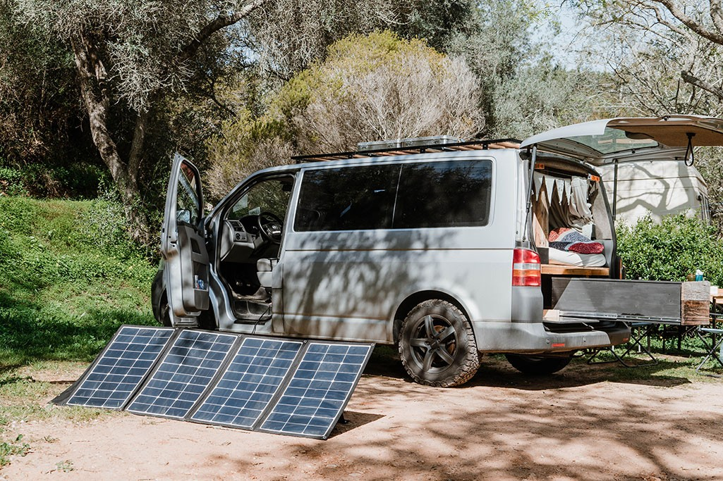 Campervan Elektrik Solar Selber Machen Autarke Stromversorgung Im Vw Bus Take An Advanture