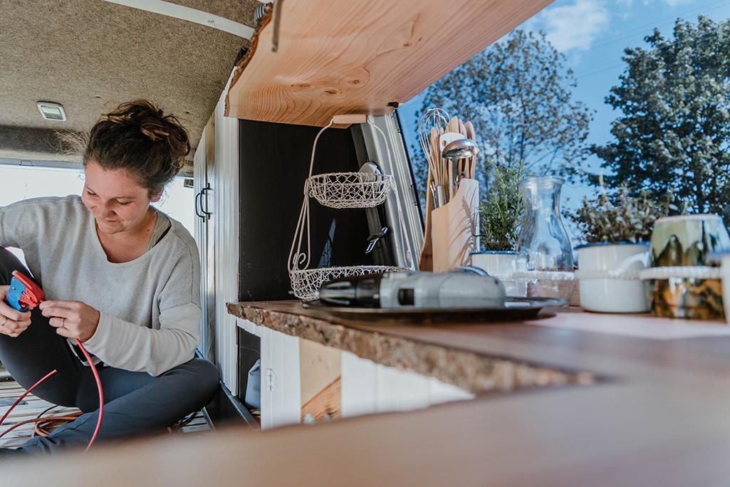 Campervan Elektrik selber machen