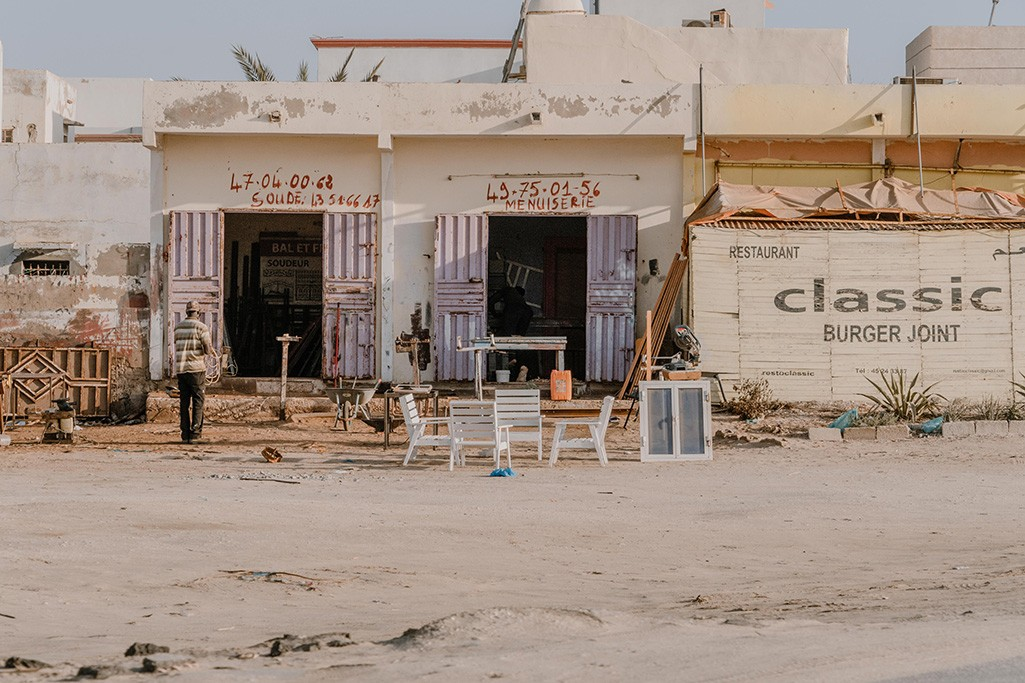 Mauretanien Laden Nouakchott