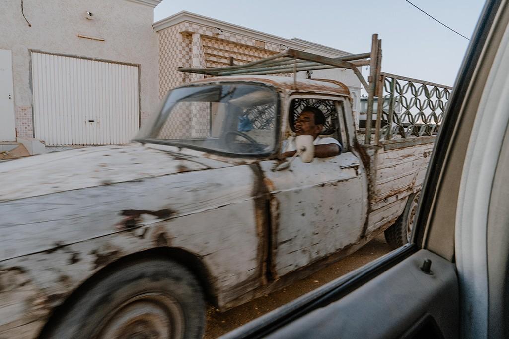 Mauretanien Nouakchott Fahrzeug