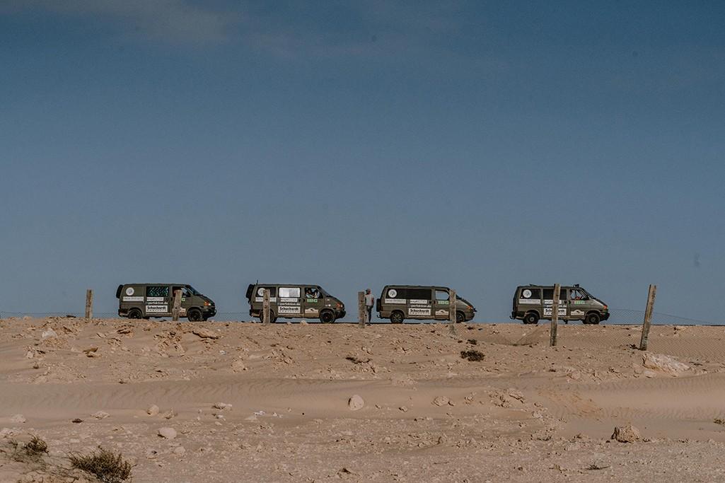 Dust & Diesel Rallye #4: Ein Roadtrip durch Mauretanien // take an adVANture